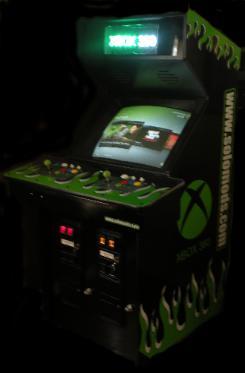 Robin Hoods Playground View Topic Full Size Custom Xbox